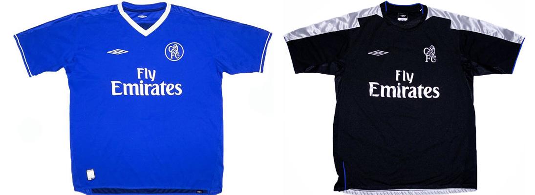 "Форма ""Челси"" сезона 2004-2005"