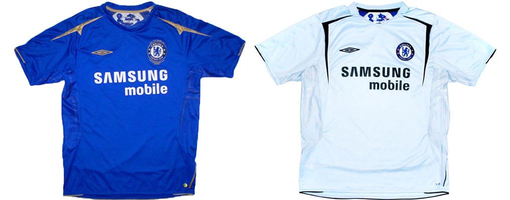 "Форма ""Челси"" сезона 2005-2006"