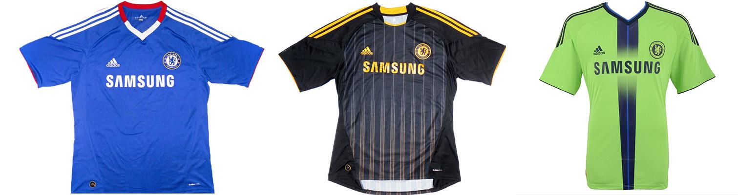 "Форма ""Челси"" сезона 2010-2011"