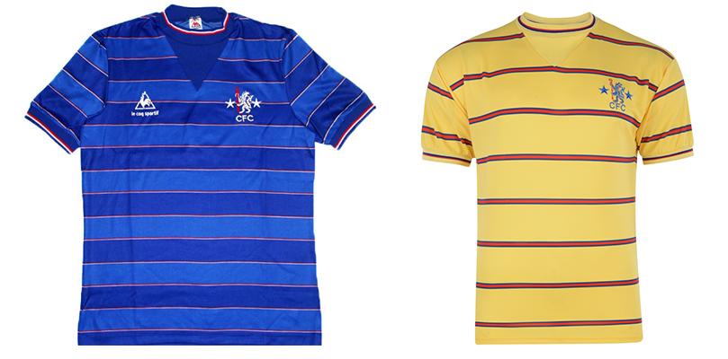 "Форма ""Челси"" сезона 1983-1984"