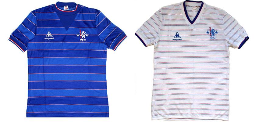 "Форма ""Челси"" сезона 1984-1985"