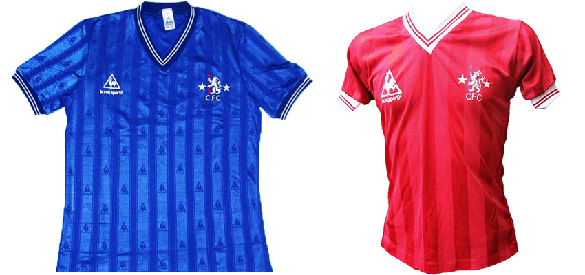 "Форма ""Челси"" сезона 1985-1986"