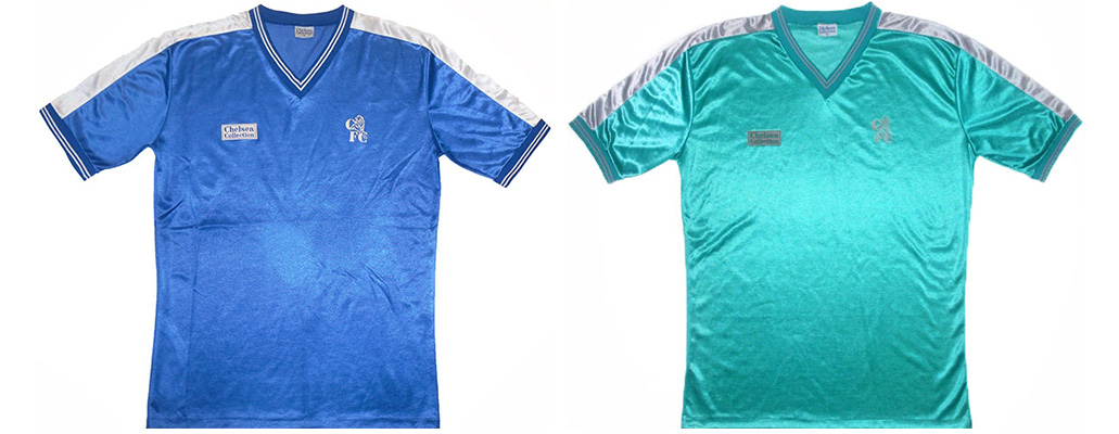 "Форма ""Челси"" сезона 1986-1987"