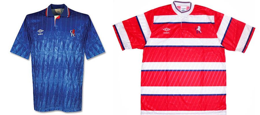 "Форма ""Челси"" сезона 1989-1990"