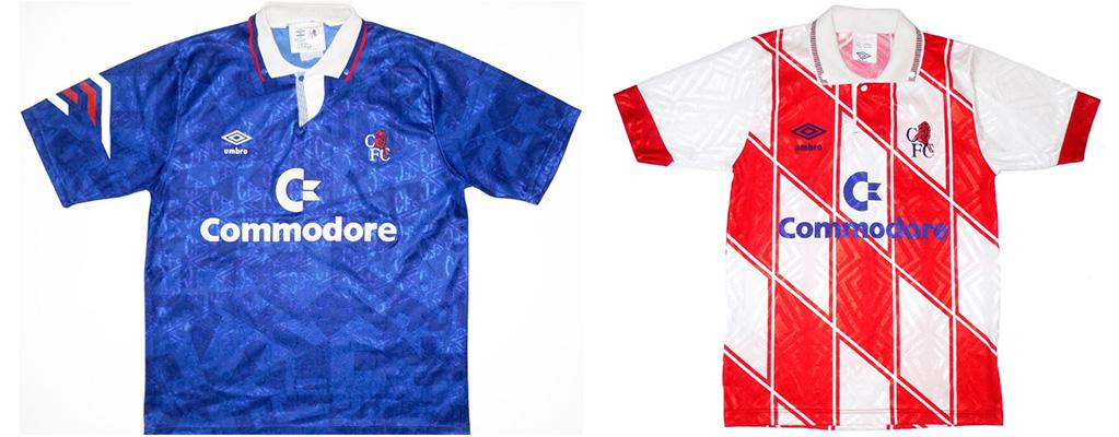 "Форма ""Челси"" сезона 1991-1992"