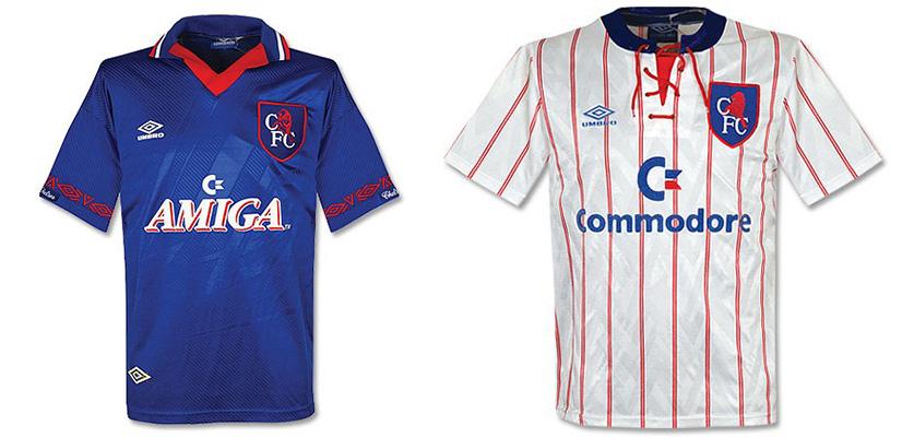 "Форма ""Челси"" сезона 1993-1994"
