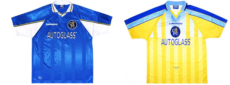 "Форма ""Челси"" сезона 1997-1998"