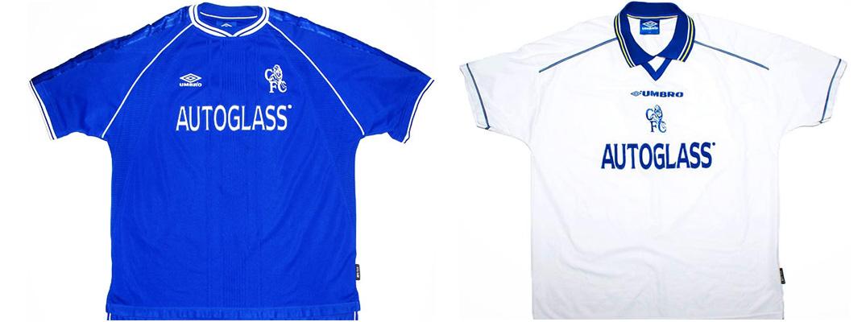 "Форма ""Челси"" сезона 1999-2000"