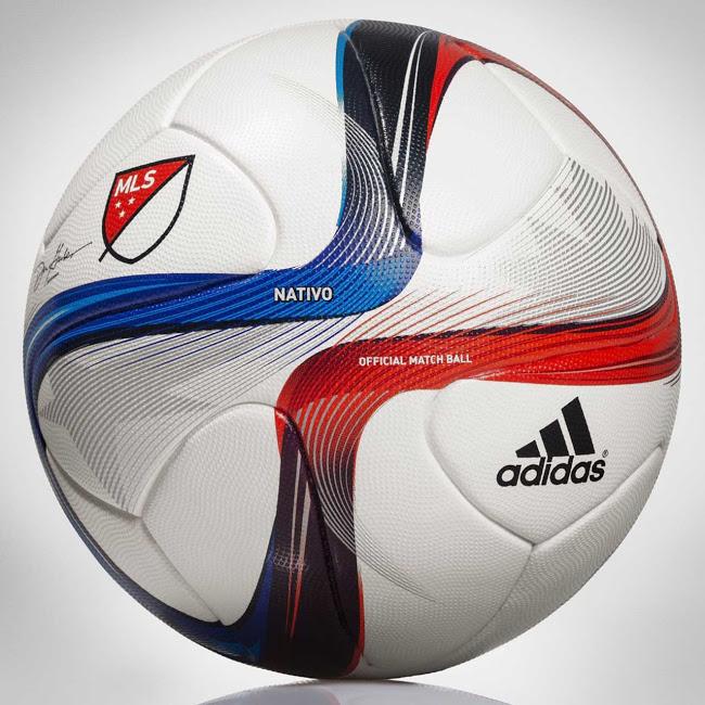 Официальный мяч чемпионата МЛС 2015