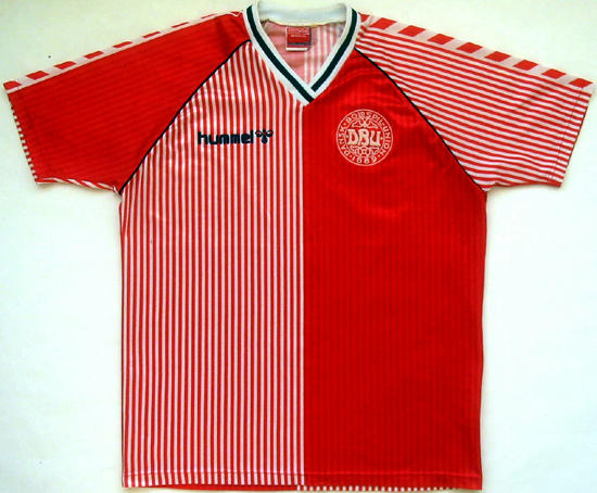 Форма Дании 1986 года