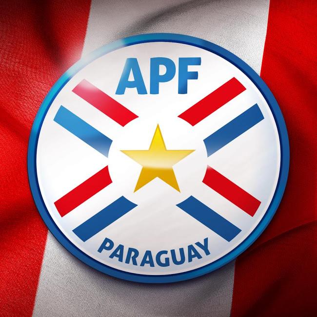 Новый логотип сборной Парагвая