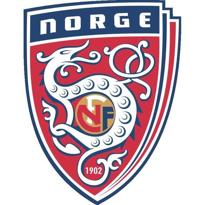 Старый логотип сборной Норвегии