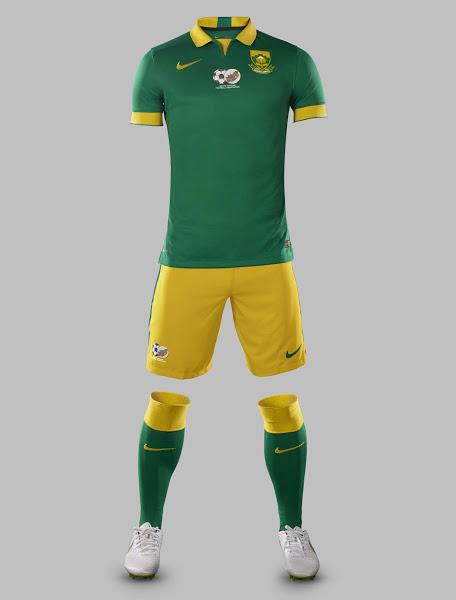 Гостевая форма сборной ЮАР 2015г.