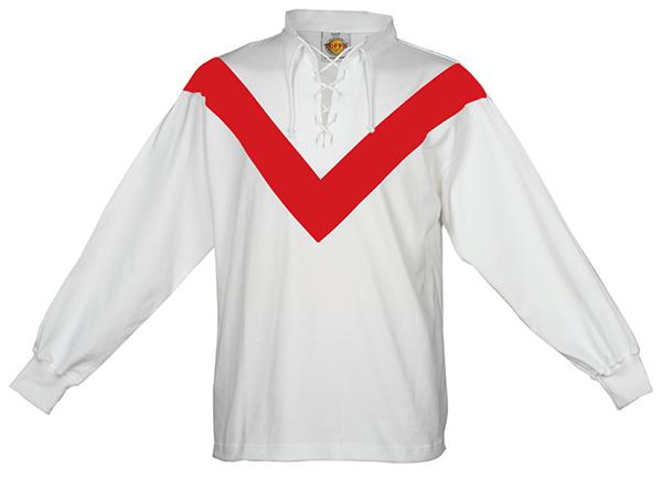 "Форма ""Манчестер Юнайтед"" образца 1922-1927 гг."