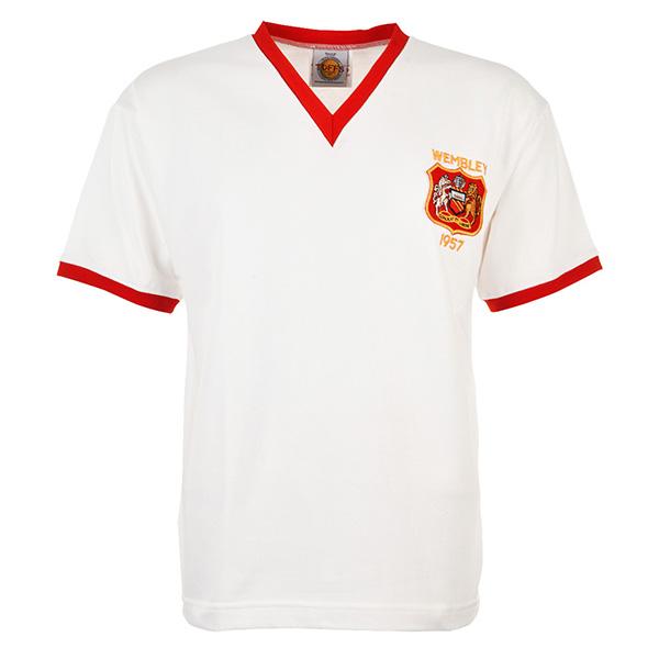 Форма Манчестер Юнайтед в финале Кубка Англии 1957 года.