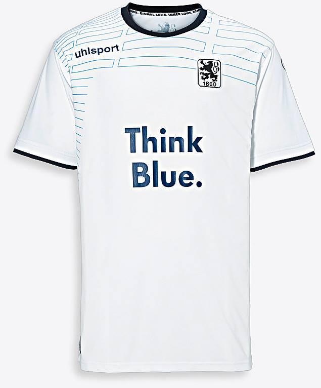 "Гостевая форма ""Мюнхен 1860"" 2014/2015"