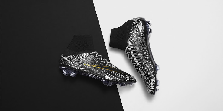 Nike Mercurial Superfly Black History Month