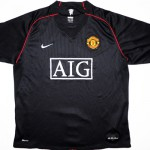 "Форма ""Манчестер Юнайтед"" в сезоне 2007/2008."