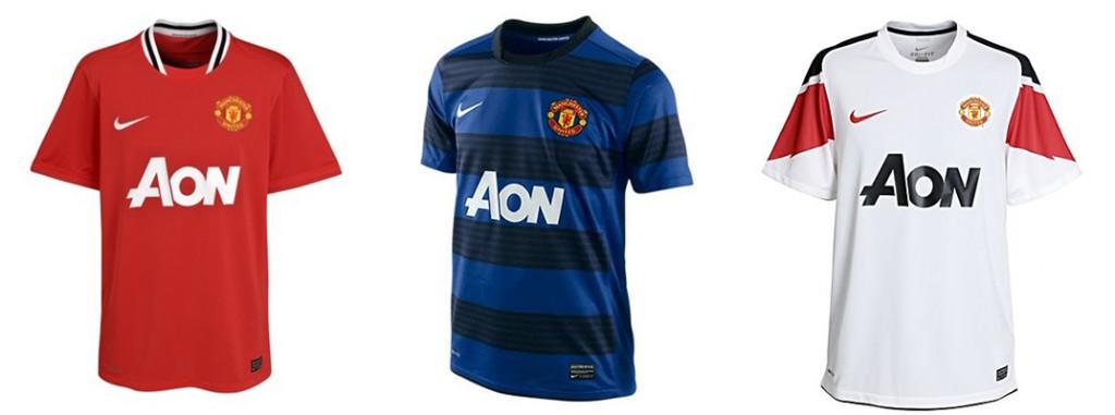"Форма ""Манчестер Юнайтед"" в сезоне 2011/2012."