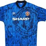 "Форма ""Манчестер Юнайтед"" в сезоне 1992/93."