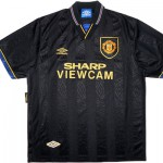"Форма ""Манчестер Юнайтед"" в сезоне 1994/95."