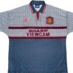 "Форма ""Манчестер Юнайтед"" в сезоне 1995/96."