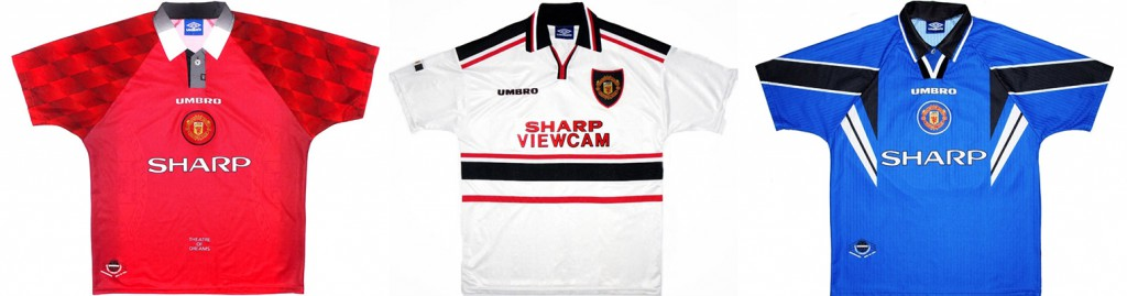 "Форма ""Манчестер Юнайтед"" в сезоне 1997/98."
