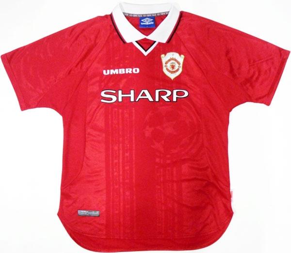 Форма Манчестер Юнайтед в матче против Баварии в финале ЛИги Чемпионов.