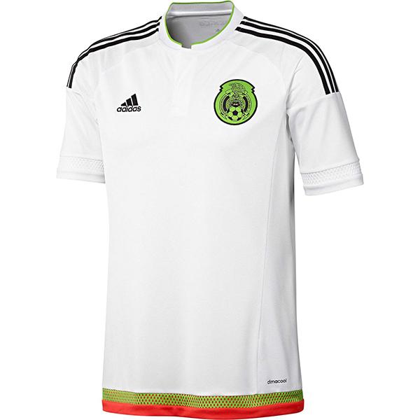 Гостевая форма сборной Мексики 2015