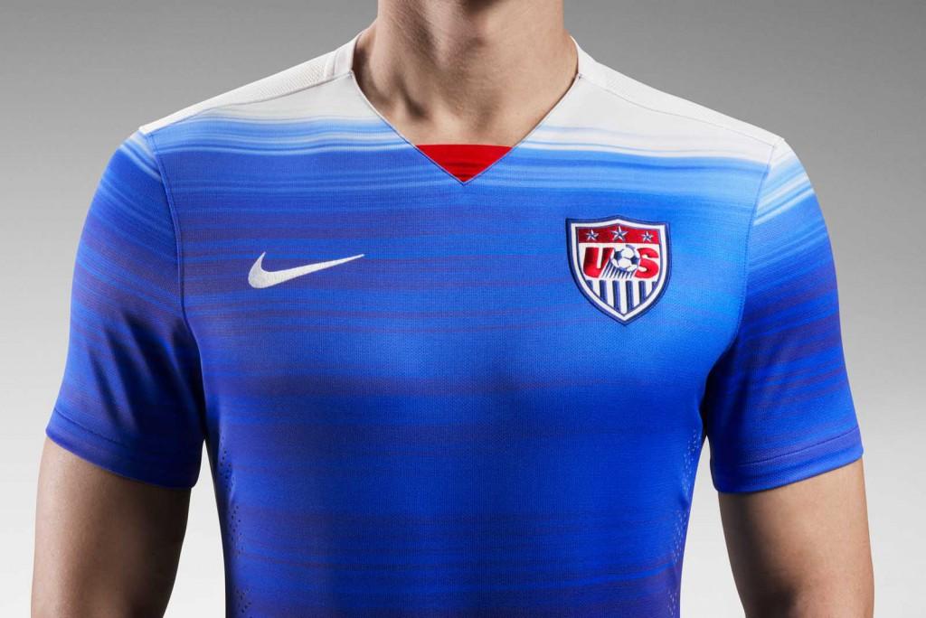 Новая форма сборной США 2015