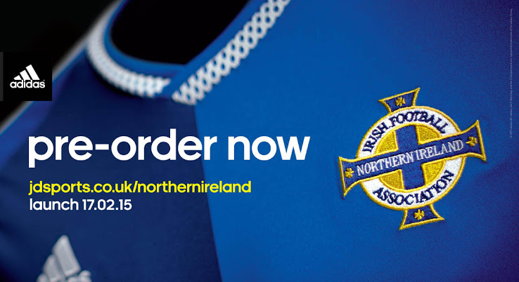 Гостевая форма Северной Ирландии 2015