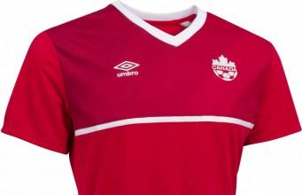 Домашняя форма сборной Канады 2015