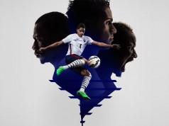 Гостевая форма сборной Франции 2015