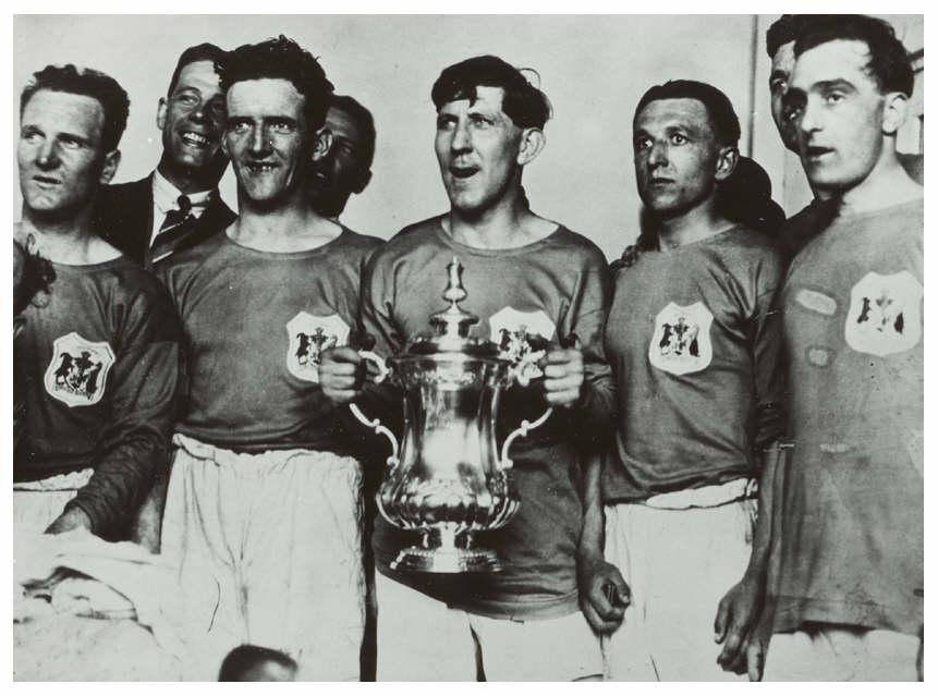 Победа Кардиффа в Кубке Англии 1927 года