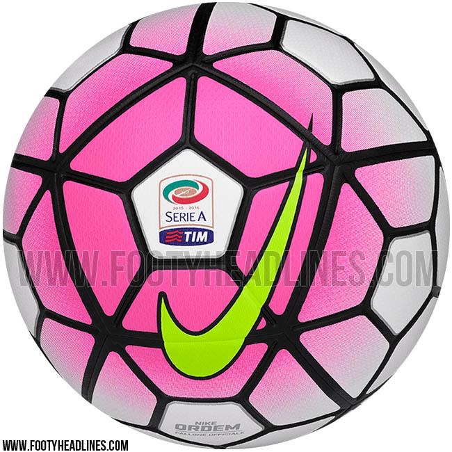 Мяч Серии А Nike Ordem Serie A 15-16