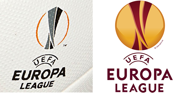 Новый логотип Лиги Европы 2015/2016