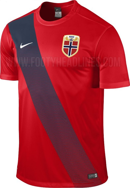 Форма сборной Норвегии 2015