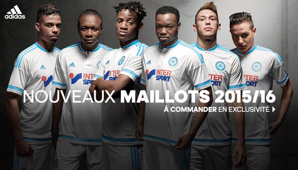 Новая форма «Олимпик Марсель»