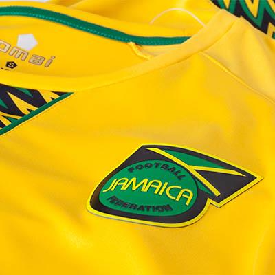 Домашняя форма сборной Ямайки 2015