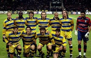 Парма Кубка УЕФА-1998/99