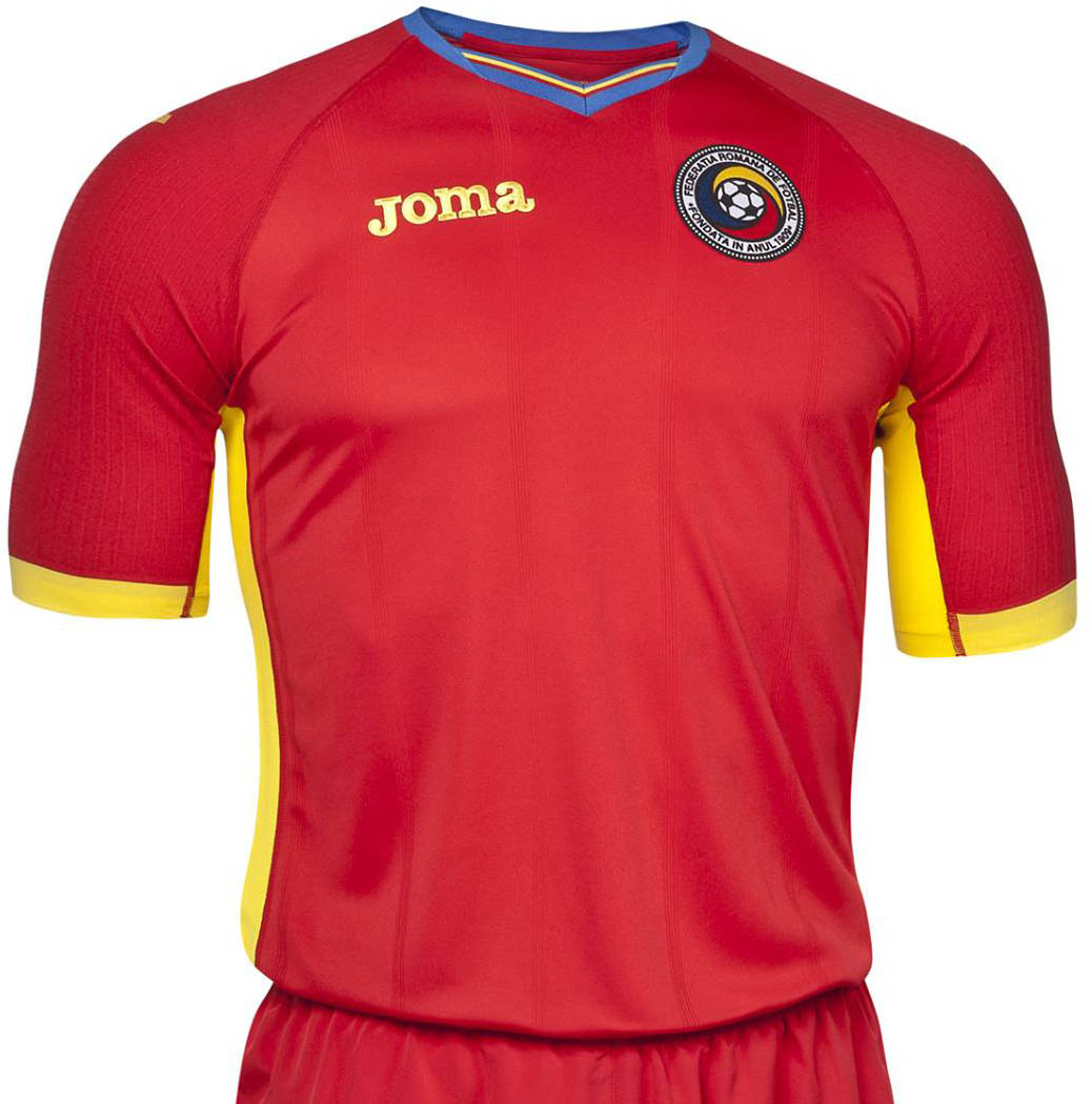 Форма сборной Румынии 2016   Footykits.ru - Футбольная форма 49e6722cf94