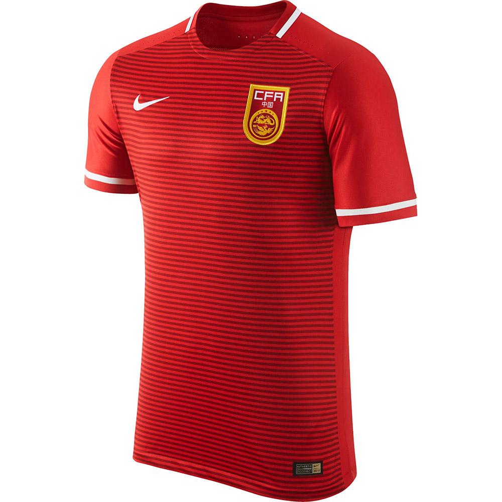 Форма сборной Китая 2016 - Footykits.ru - Футбольная форма 42e204adbe5