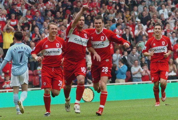Мидлсбро - Манчестер Сити 8-1