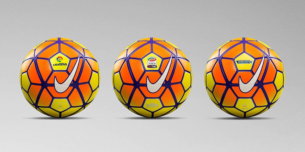 Зимние мячи Nike Ordem Hi-Vis 2015-2016