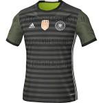 Гостевая форма сборной Германии Евро-2016