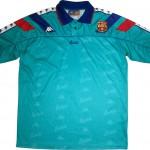Форма Барселоны 1992-94.