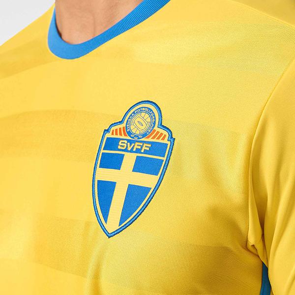 Домашняя форма сборной Швеции Евро-2016