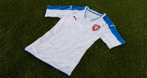 Гостевая форма сборной Чехии 2016