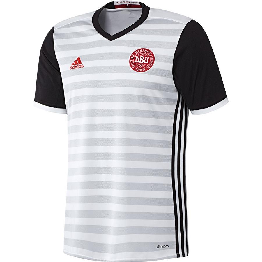 Гостевая форма сборной Дании 2016