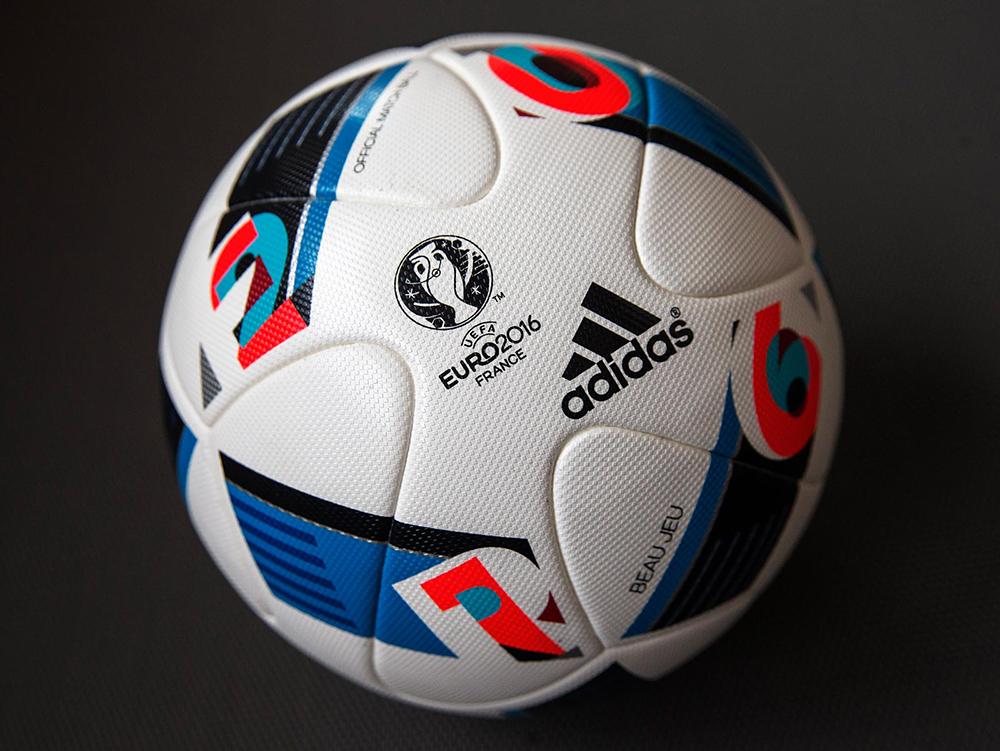 Официальный мяч ЧЕ-2016 Beau Jeu